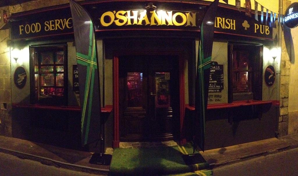 Photo N°2 : IRISH PUB O SHANNON