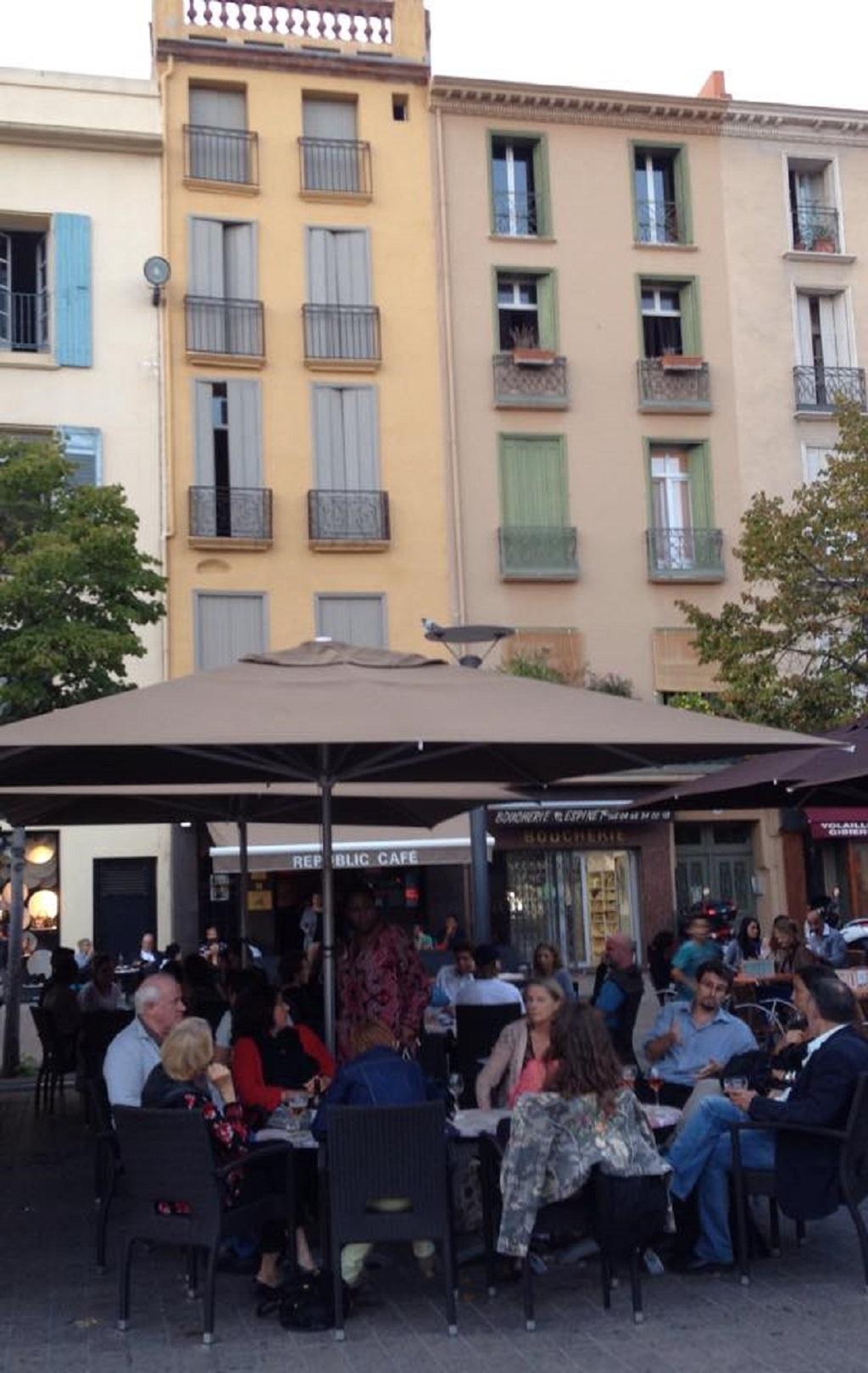 Photo N°2 : REPUBLIC CAFE