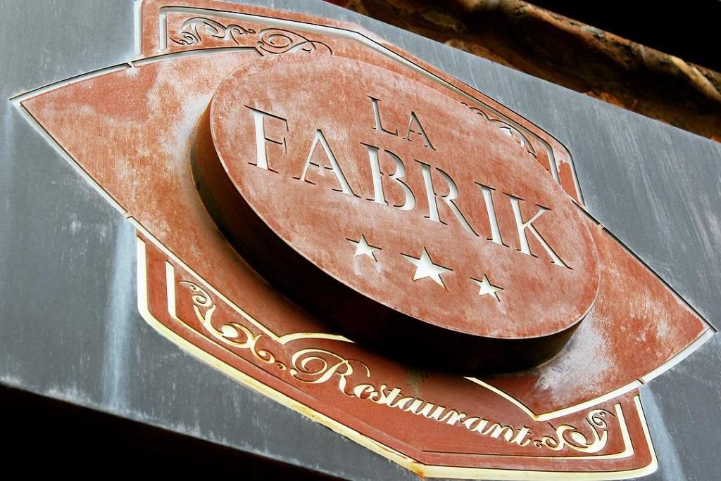 Photo N°6 : LA FABRIK
