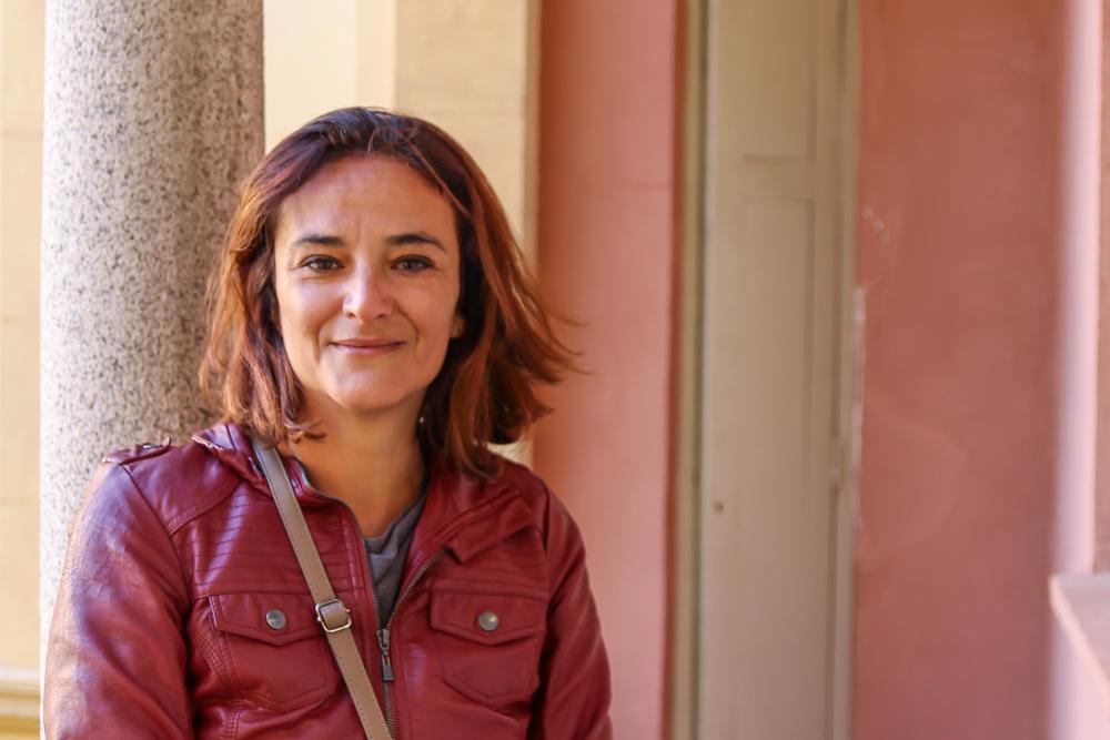 Photo N°1 : ALEXANDRA LOZANO