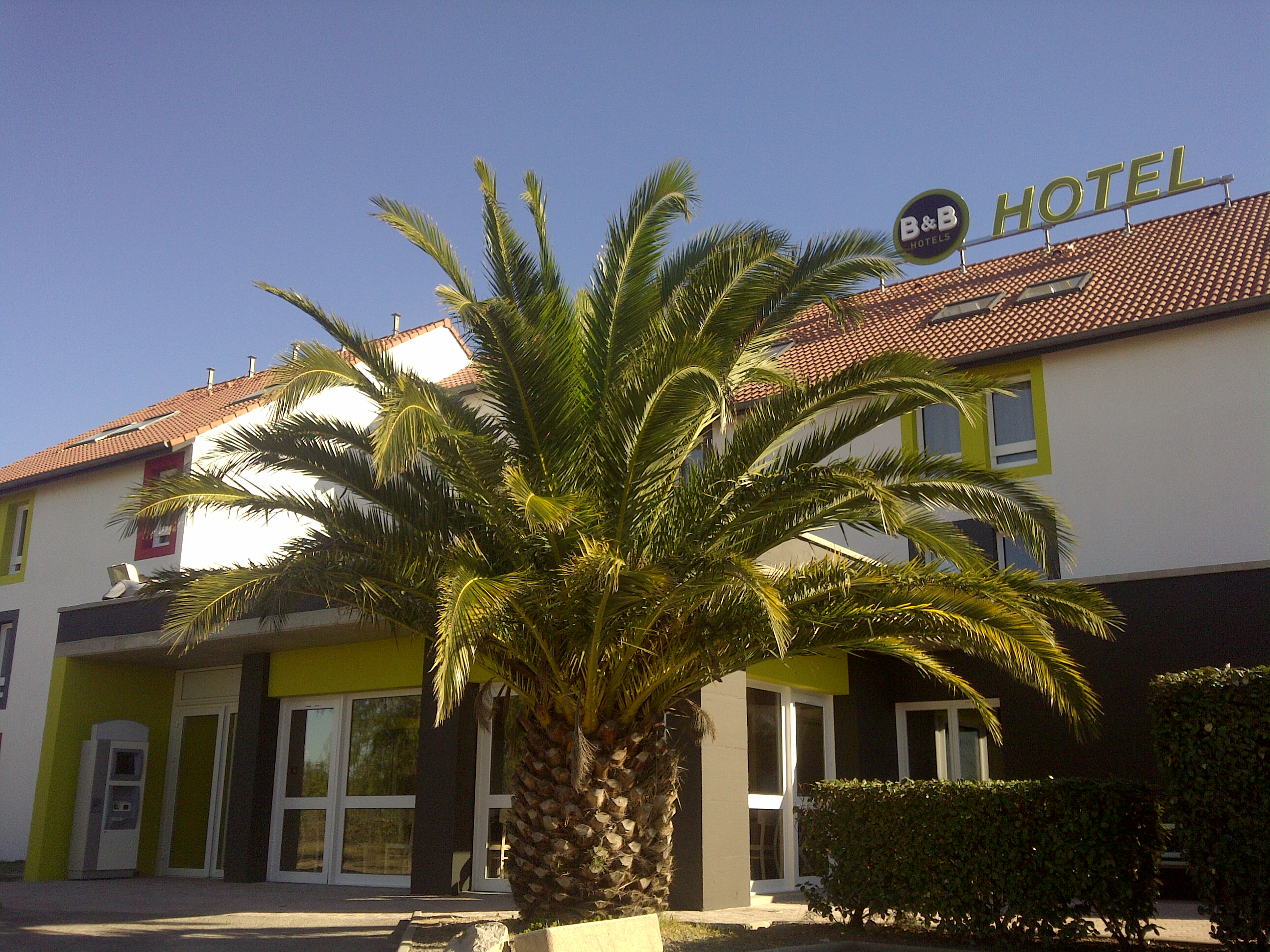 Photo N°7 : HOTEL B&B PERPIGNAN NORD