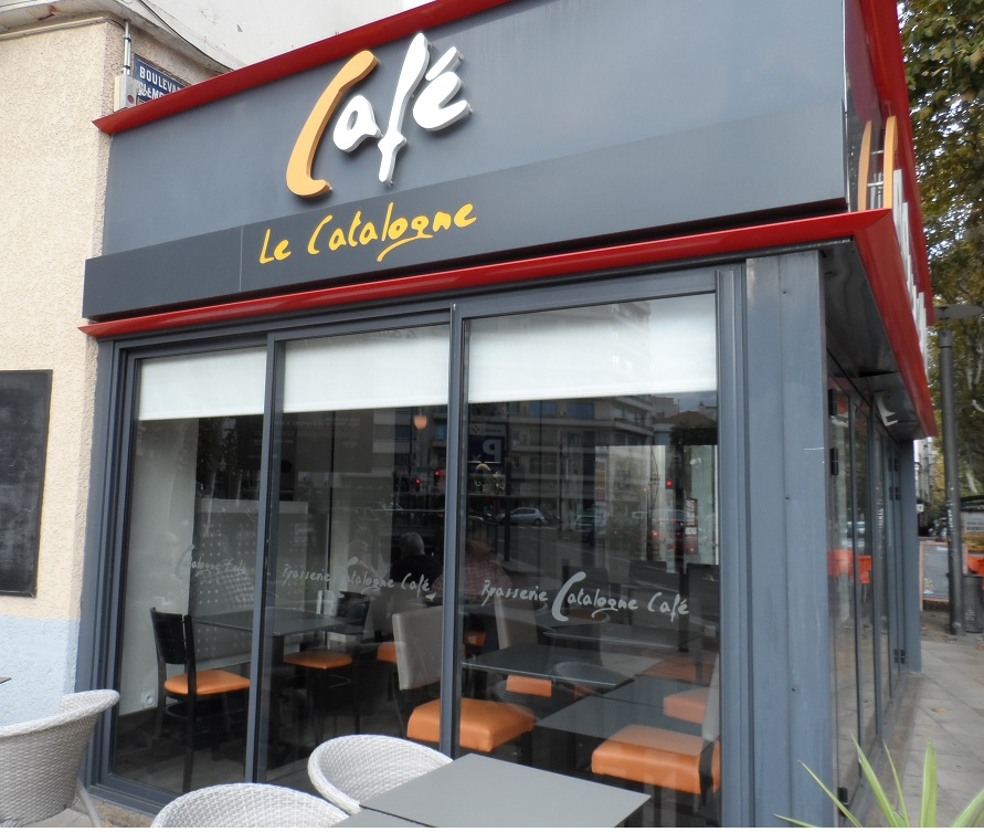 Photo N°1 : LE CATALOGNE CAFE