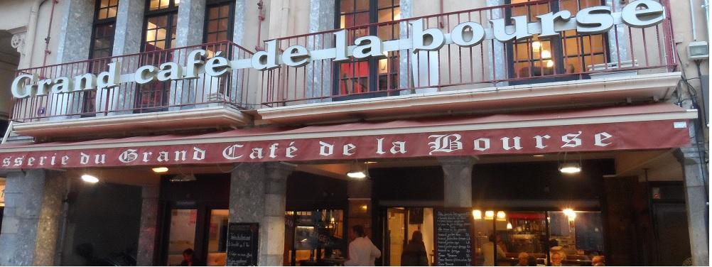 Photo N°1 : CAFE DE LA BOURSE