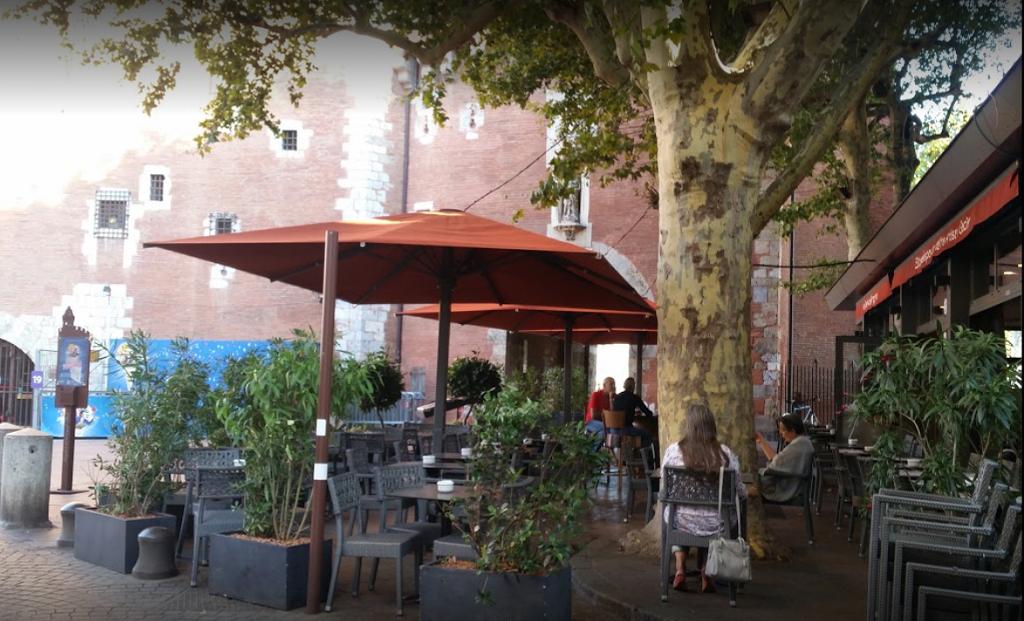 Photo N°5 : LE GRAND CAFE DE LA POSTE