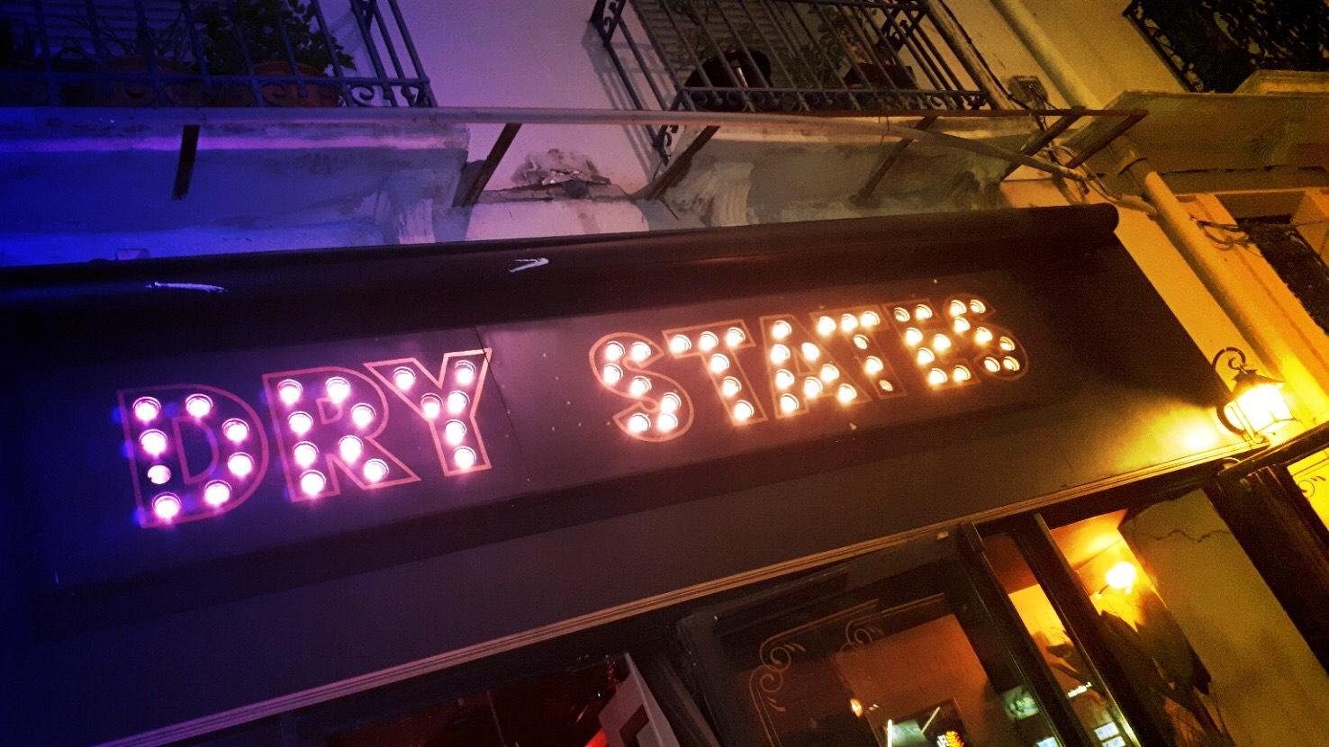 Photo N°1 : DRY STATES