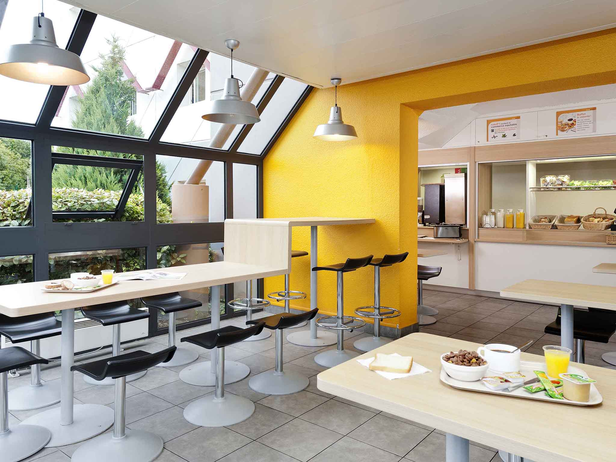 Photo N°4 : HOTEL F1 PERPIGNAN SUD