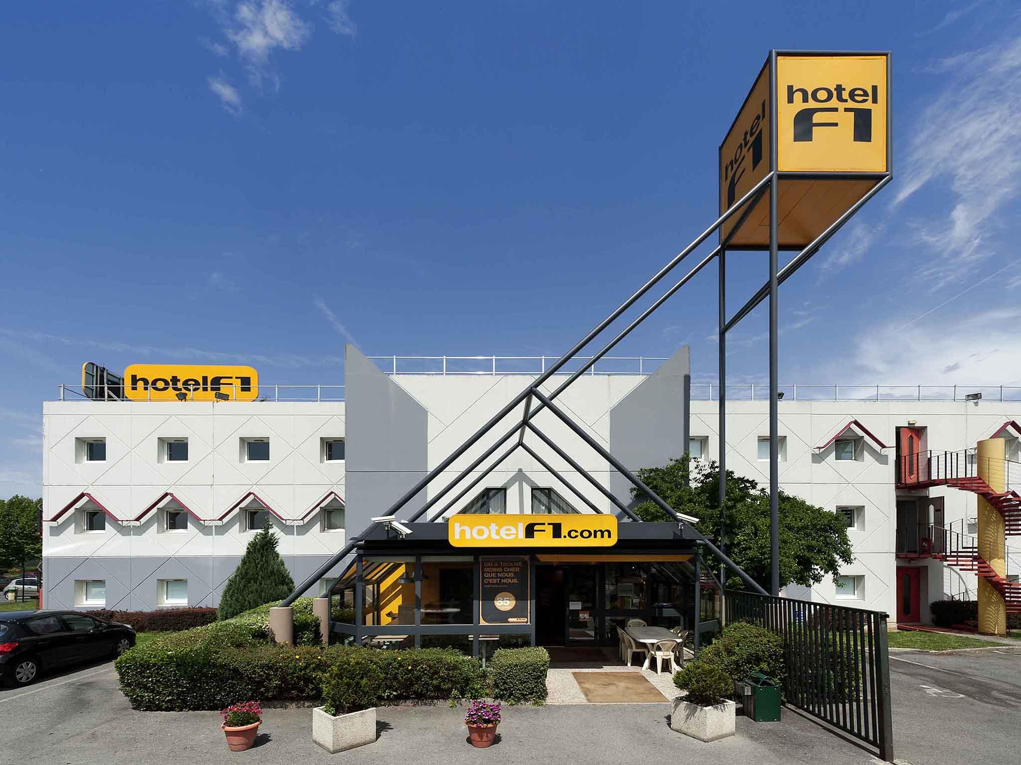 Photo N°1 : HOTEL F1 PERPIGNAN SUD