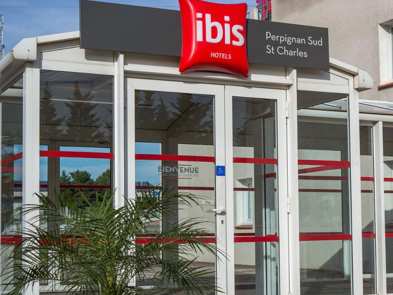 Photo N°1 : HOTEL IBIS PERPIGNAN SUD SAINT CHARLES