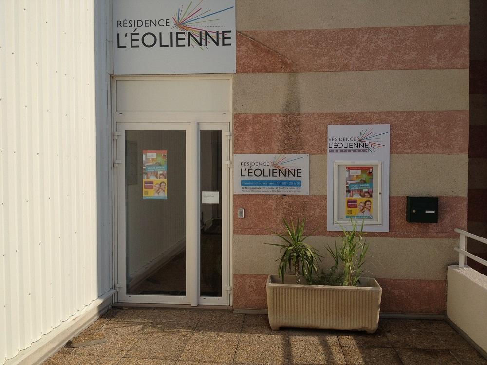 Photo N°1 : RESIDENCE L'EOLIENNE