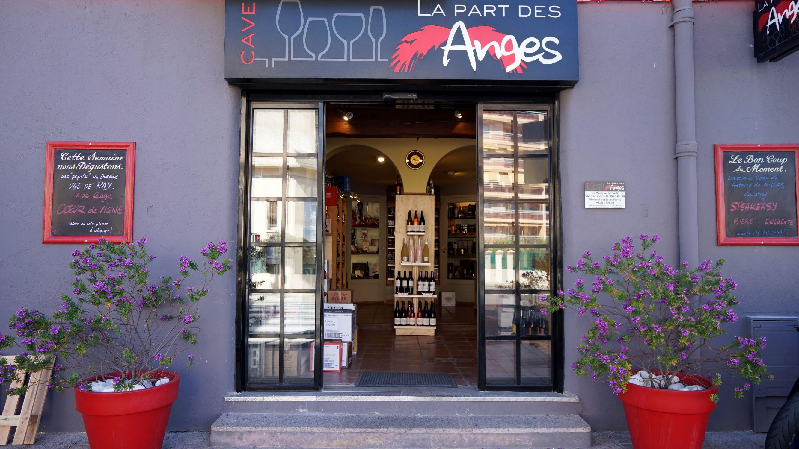 Photo N°1 : LA PART DES ANGES
