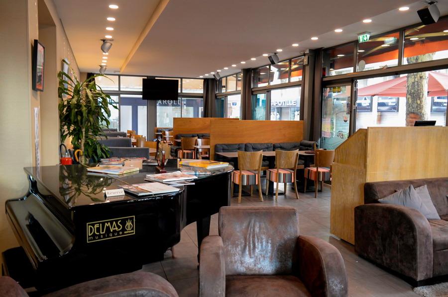 Photo N°2 : LE GRAND CAFE DE LA POSTE