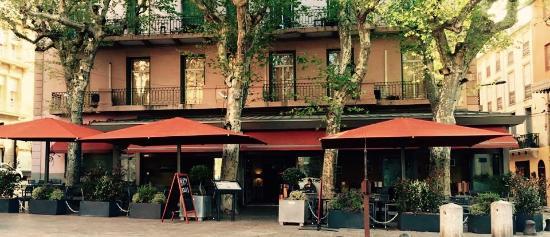 Photo N°3 : LE GRAND CAFE DE LA POSTE