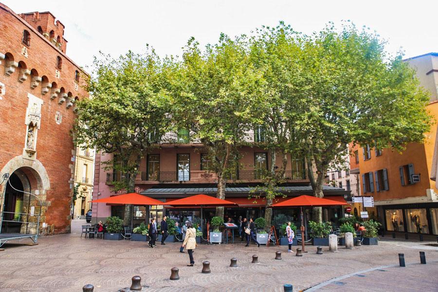 Photo N°1 : LE GRAND CAFE DE LA POSTE