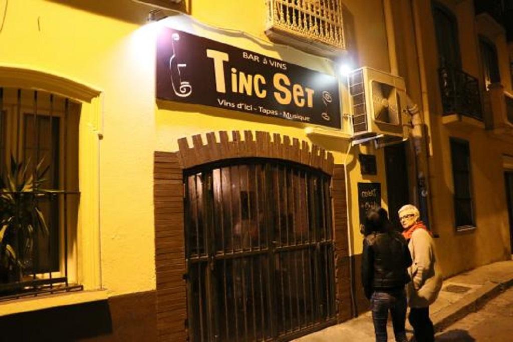 Photo N°3 : LE TINC SET